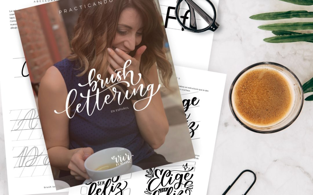 Lettering Creativo: entrega mensual